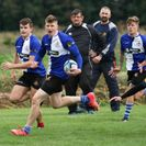 Brackley kick season off with a win