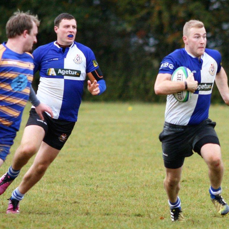 Brackley beat rivals Swifts