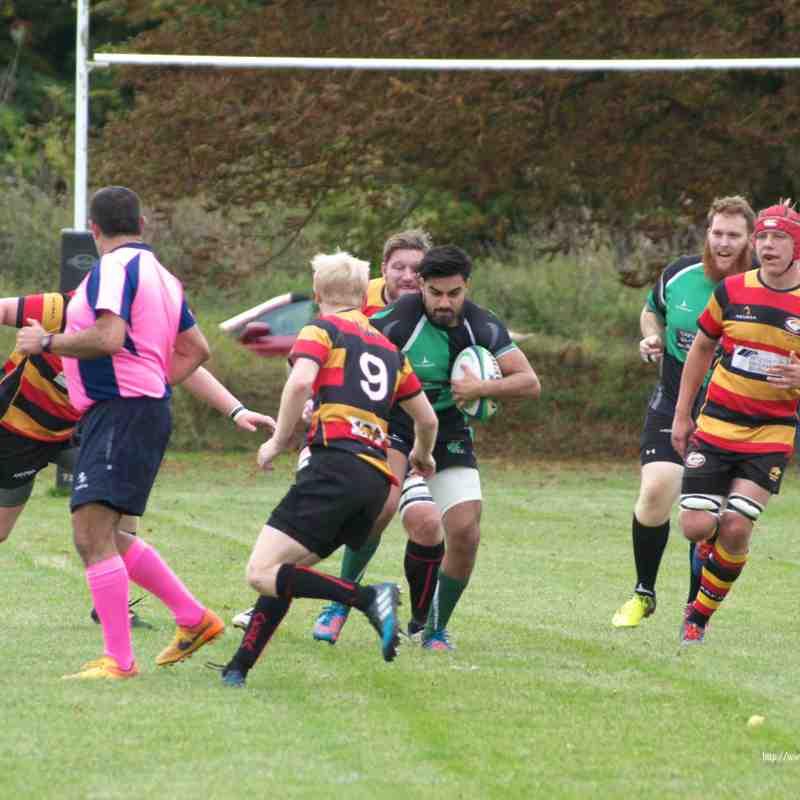 NAG 1st XV v Ashford 07-10-17