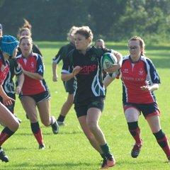 New Ash Green Ladies v Seaford Ladies 15-10-17