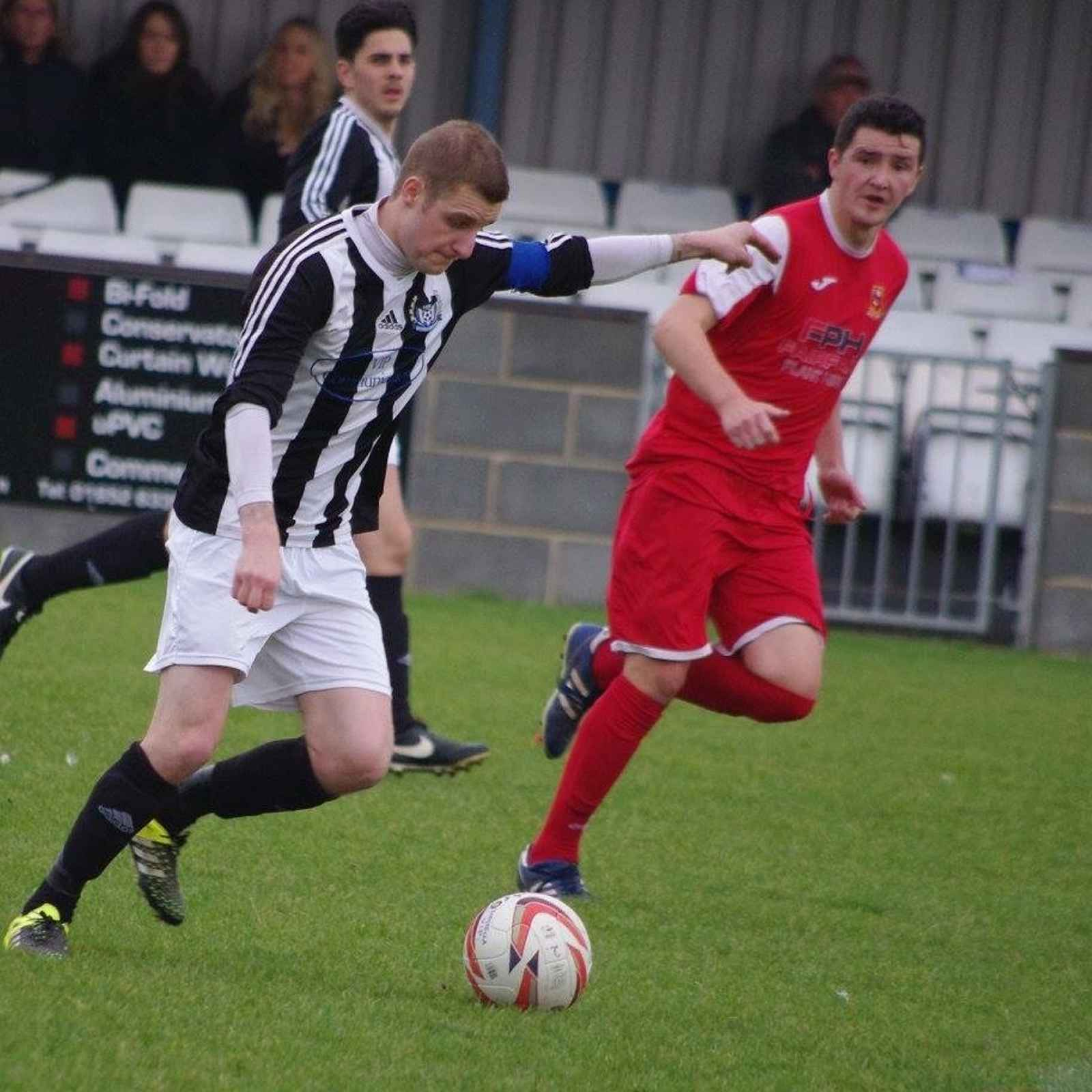Westella v Selby Town