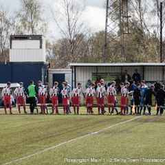 Hallam FC V Selby Town 18/04/16