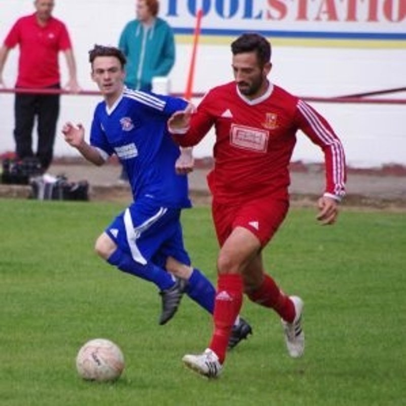 Selby Town 3-1 Rossington Main