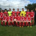 Tadcaster Magnets 0 v Selby Town U14s 4