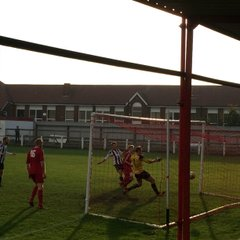 Selby Town 5-0 Westella
