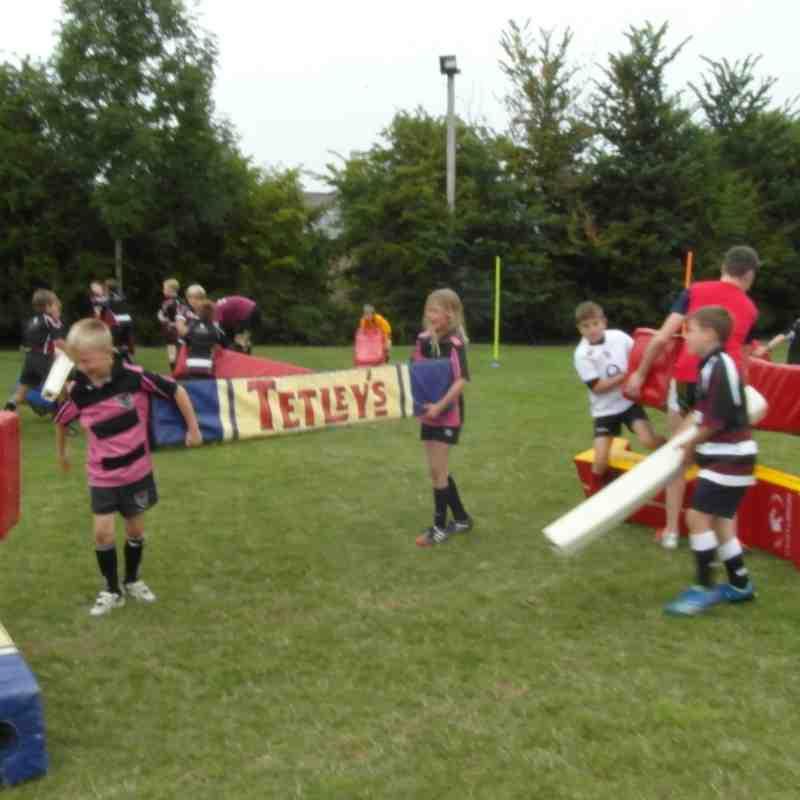 Taunton RFC Summer Camp 2015