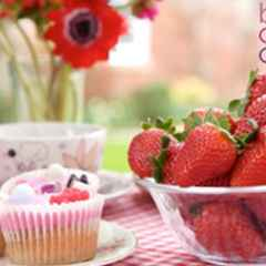 Strawberry Tea Saturday 30th July