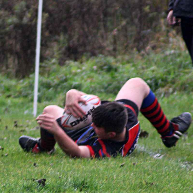 U14 Spartans vs Wortley & Cleckheaton
