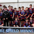Spartans win the Cheshire Shield