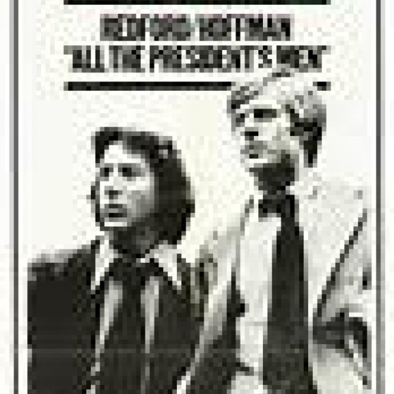 All the Presidents Men - Sunday 23rd April