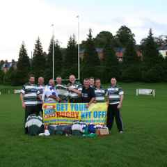 SOSKITAID - Minchinhampton are supporting once more