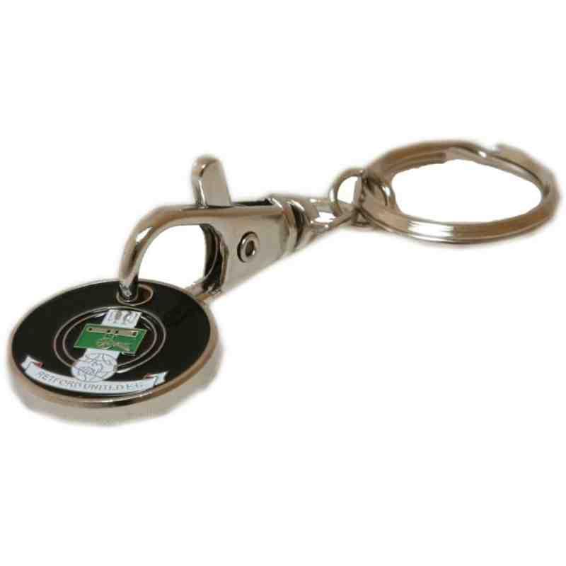 Trolley Key Rings