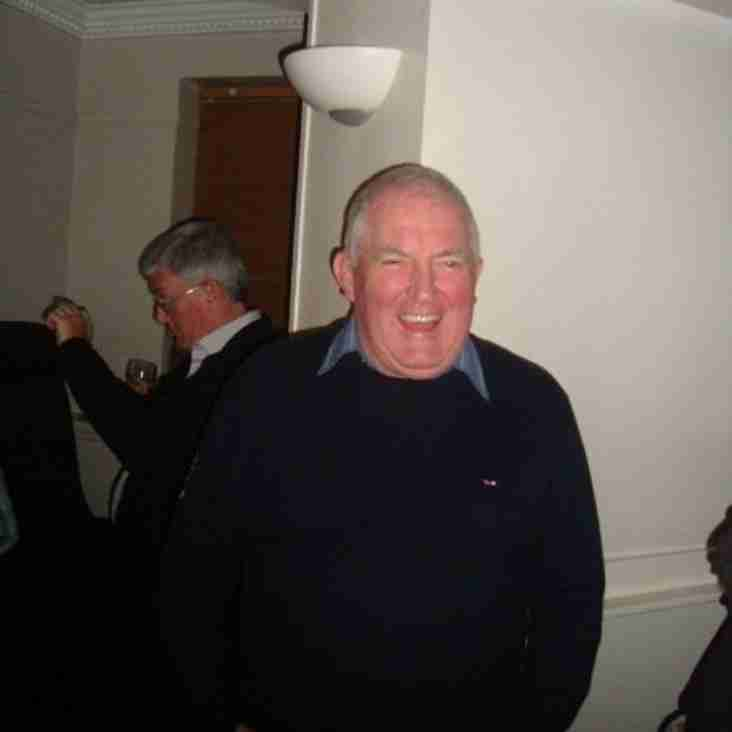 Mike Robinson's Funeral Arrangements tomorrow