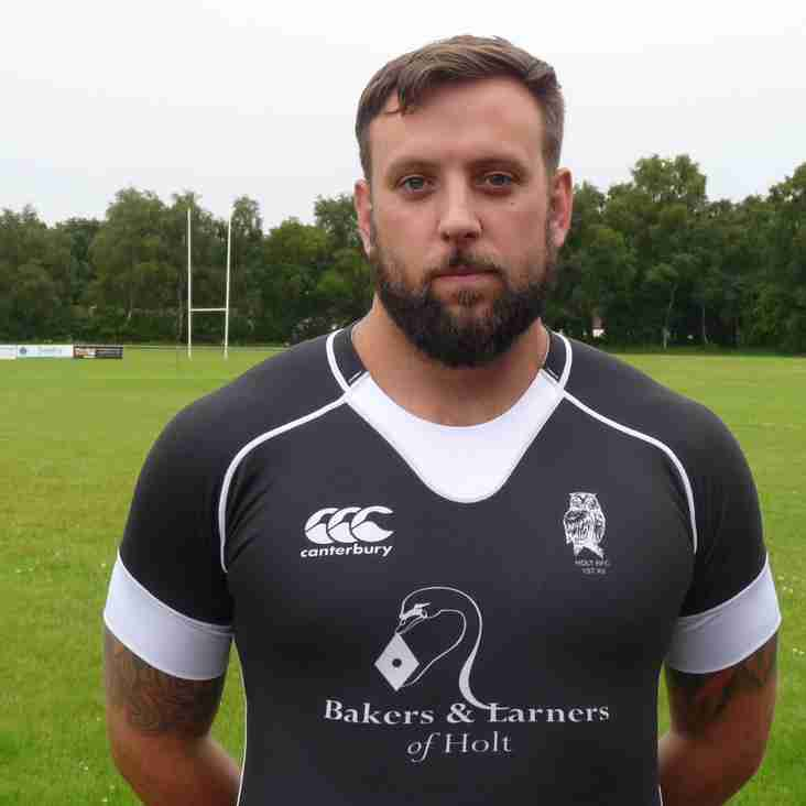 Player Profile - Gareth May