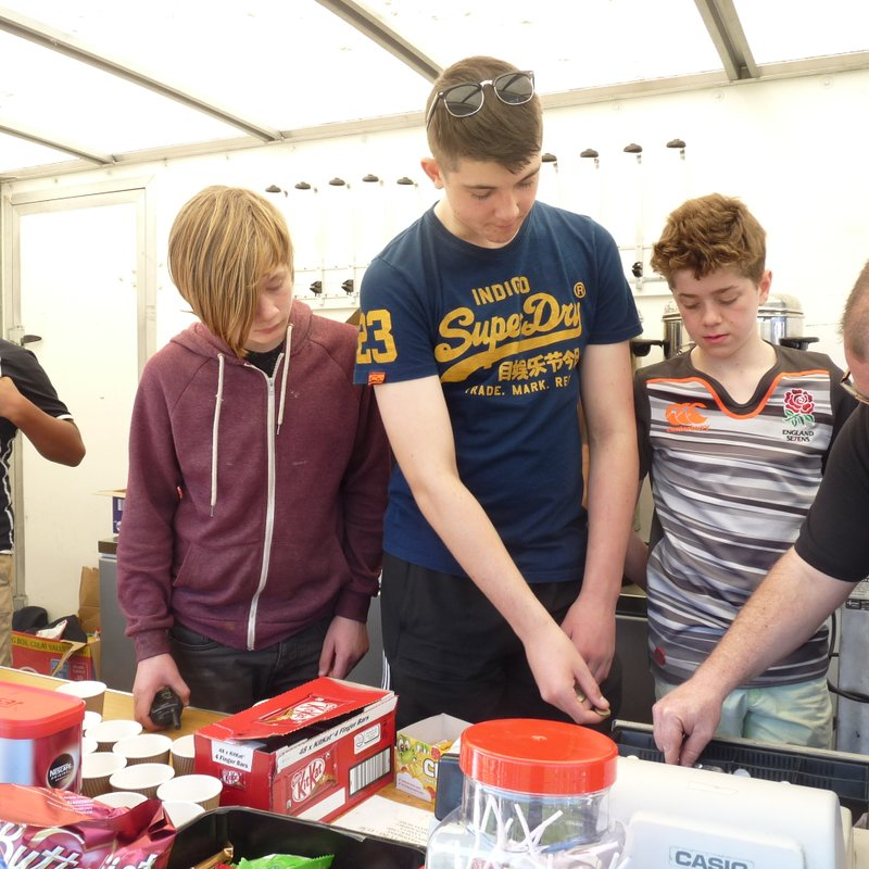 Looking for something to do for your service option for a Duke of Edinburgh award?