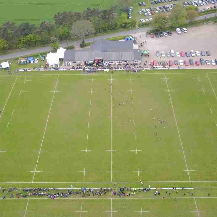 Fantastic Aerial footage thanks to Pat Cubitt