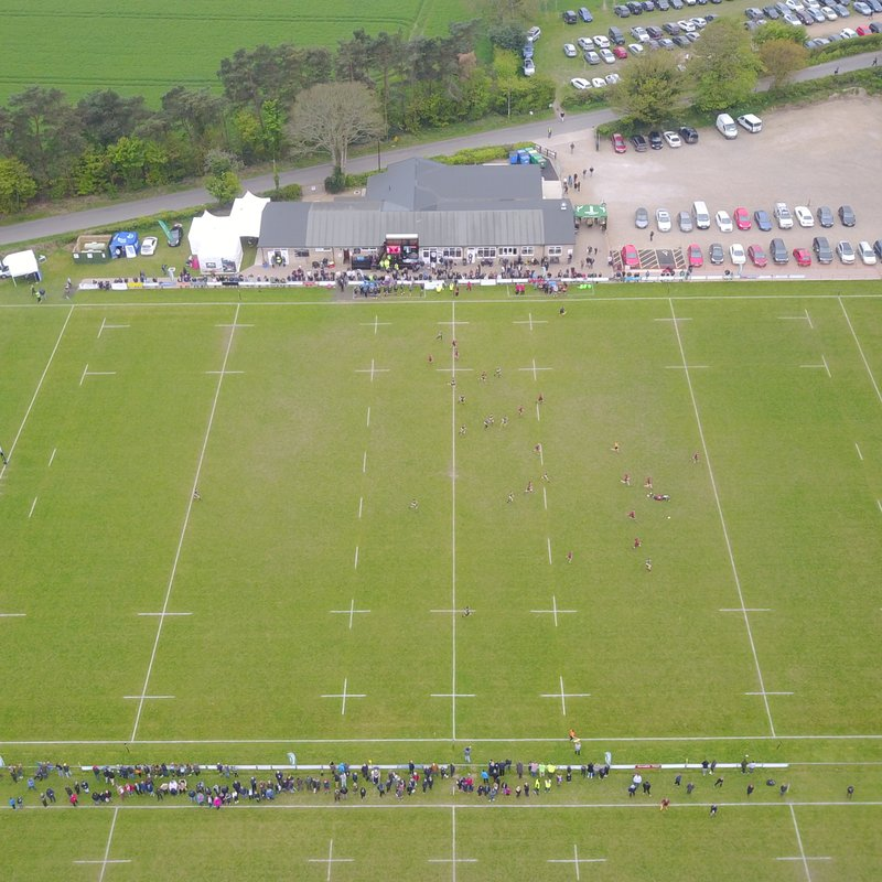 Fantastic Aerial footage thanks to Pat Cubitt