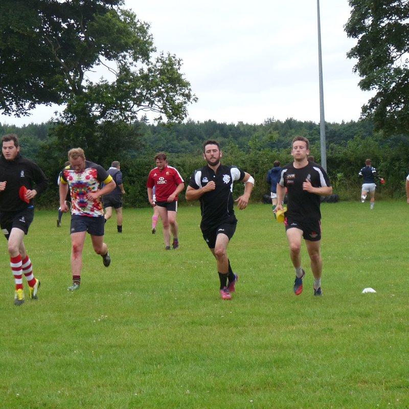 Pre-Season training every Tuesday & Thursday at Holt RFC