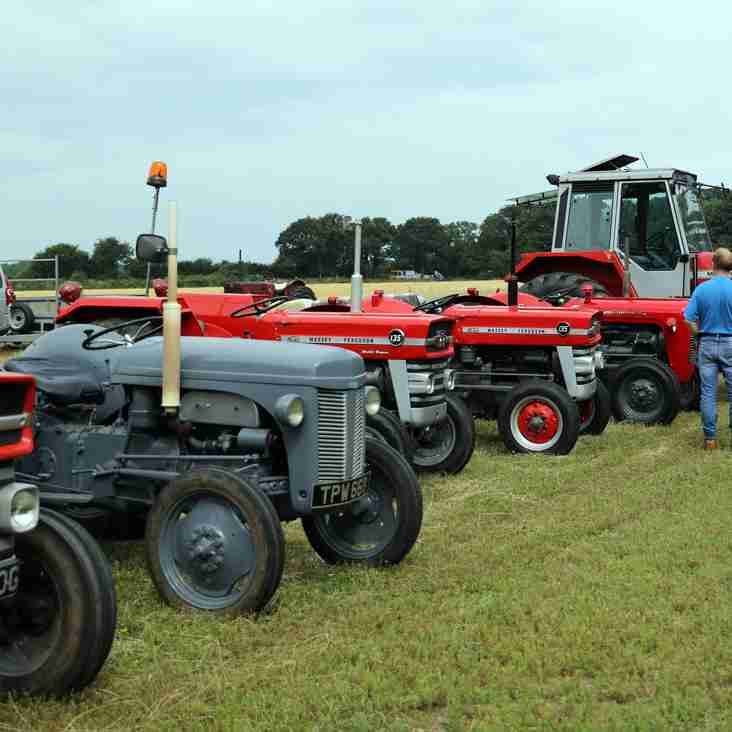 Tractor Run raises funds for Holt Dementia Support Group
