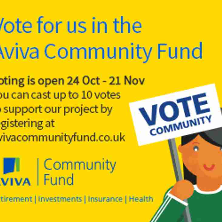 Voting opens on 24 October