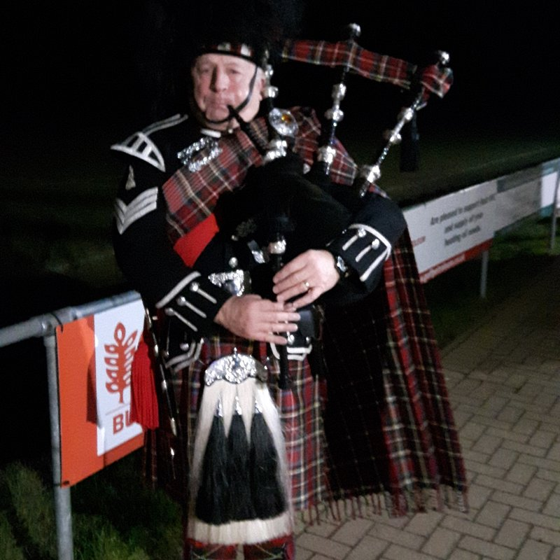 Celebrate Burns Night with Holt Rugby Club