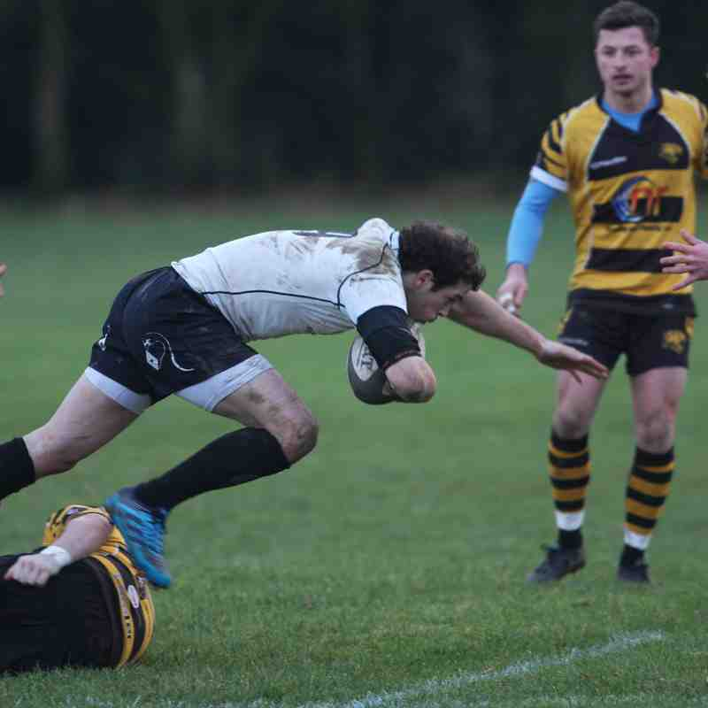 Holt v Ely 9 Dec 2017. Photo's by Steve Wells, Ely