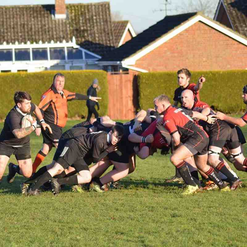 Watton v Holt 2nd's 16 Dec 17