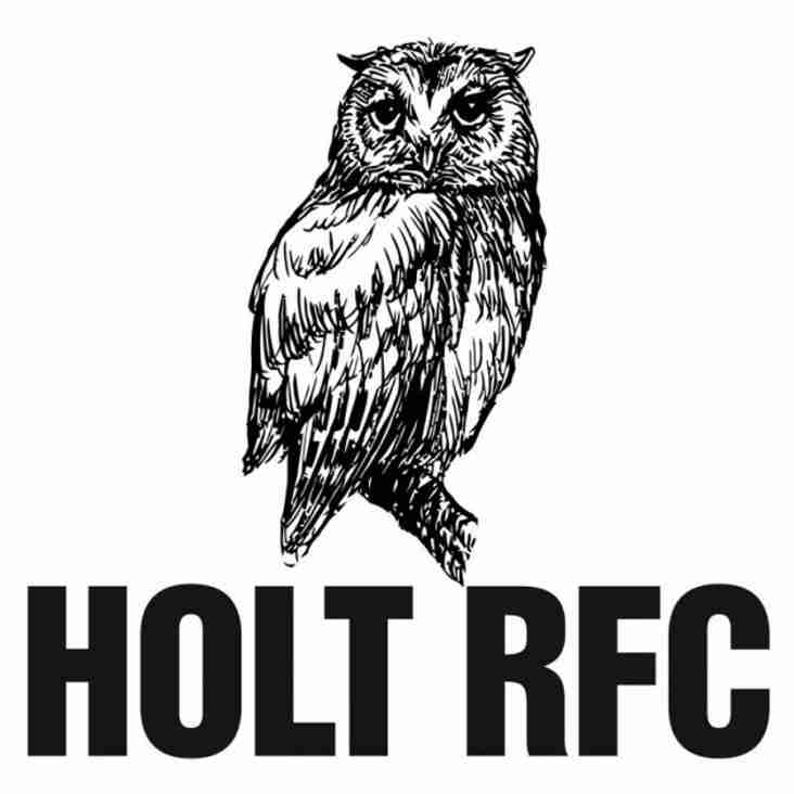 Are you receiving the most relevant news & updates from Holt Rugby Club?