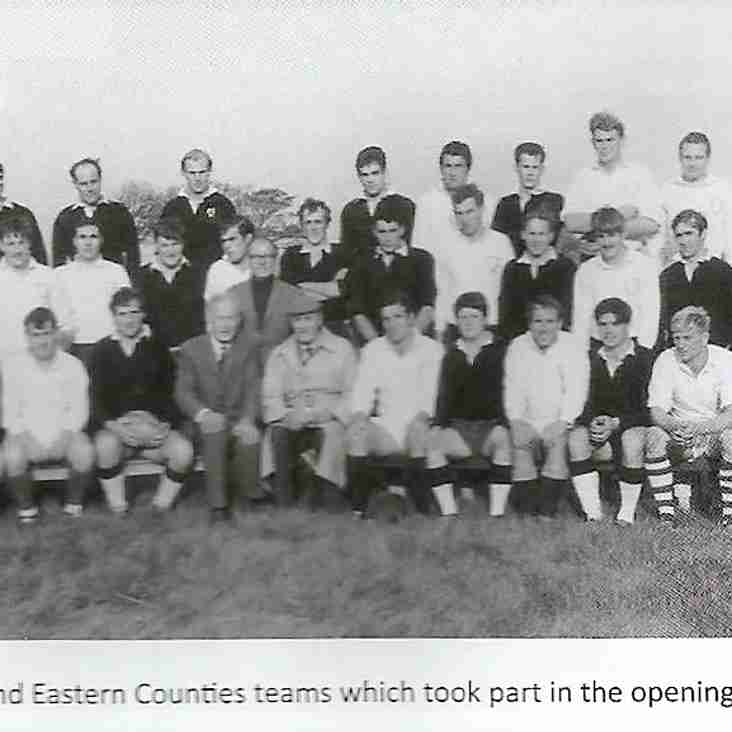 Holt RFC Bridge Road Ground   50th Anniversary   1968 to 2018