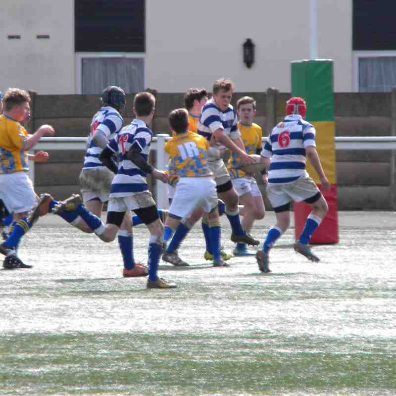 U14s v Tynedale - 17th April 2016