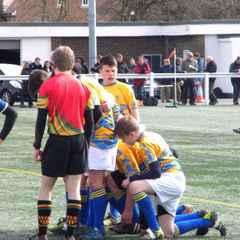 U14s v Tynedale - 17th April 2016