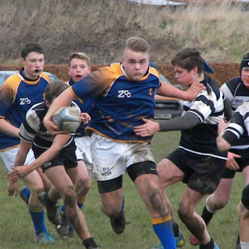 Alnwick U15's Player Selected for Falcons Academy Assessment