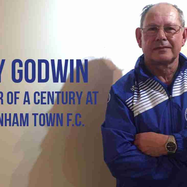 Tony Godwin - A Quarter of a Century at CTFC