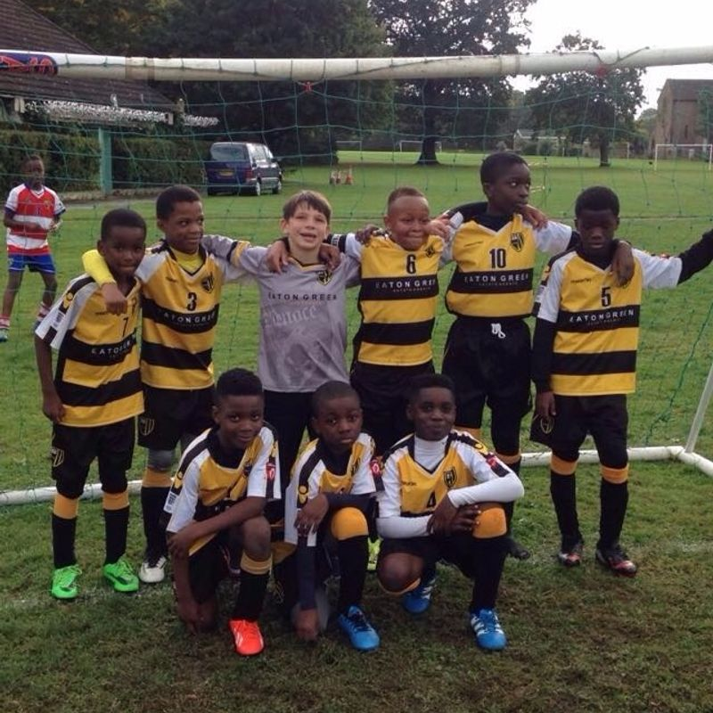 Peckham Town  U11 beat Tecnica Football Academy Real 4 - 2