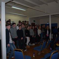 U16 & U18 Presentation Evening