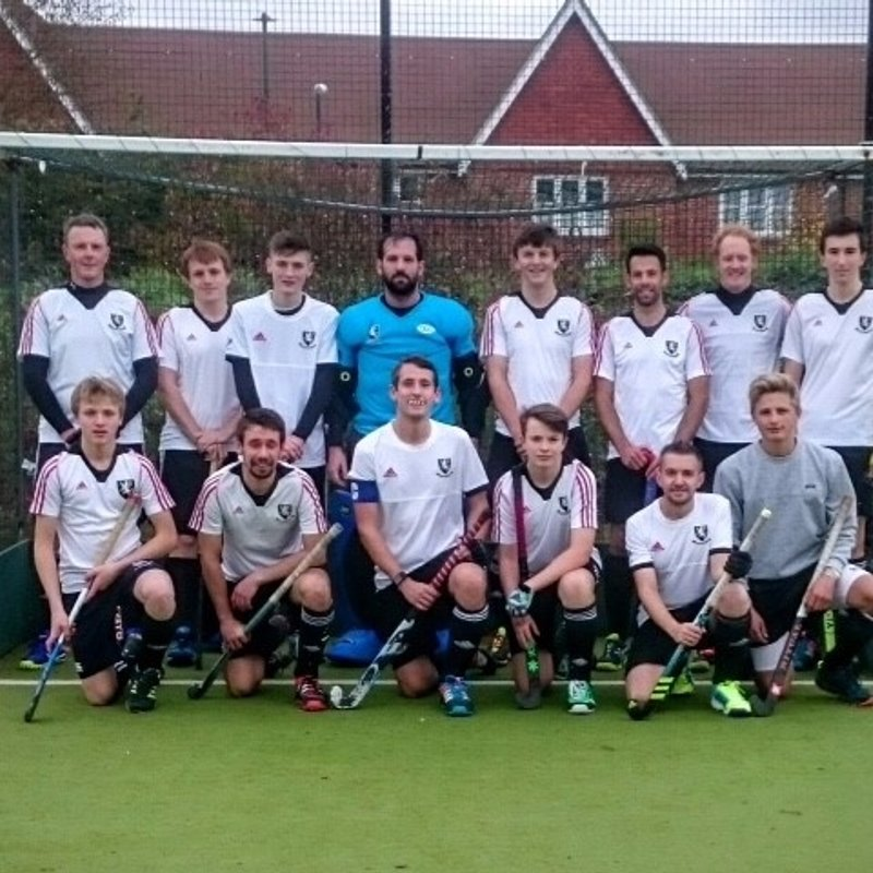 Men's 3rd Team lose to South Saxons Mens 2nd XI 0 - 3