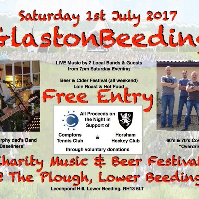 GlastonBeeding