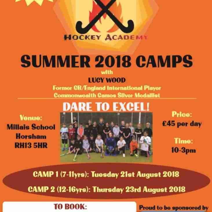 Summer Flame Academy 2018