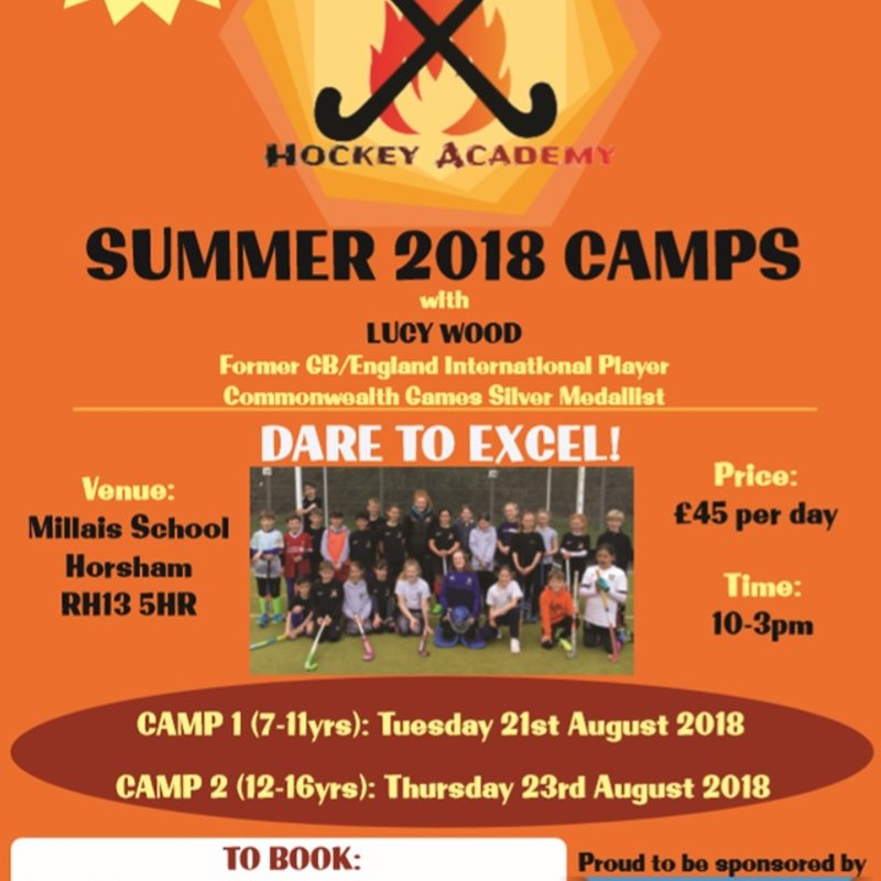 Summer Flame Academy 2018