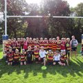 Harrogate U11s beat Moortown 15 - 40