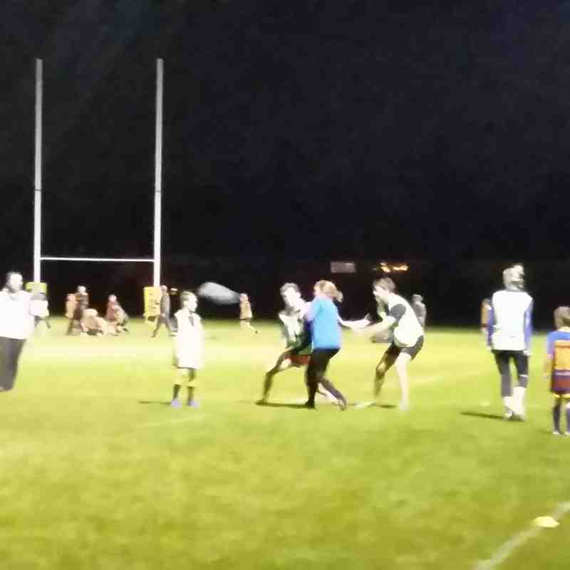 O2 touch training