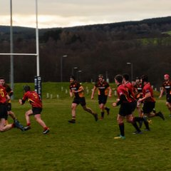 U18 v Deeside Dec 18