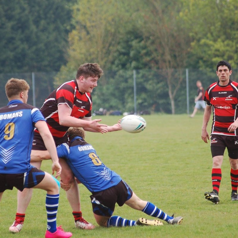 Warriors lose to Cheltenham Phoenix 26 - 56