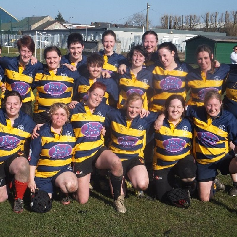 Cannock Lionesses lose to Dudley Kingswinford 7 - 30