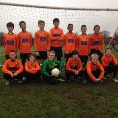 U12 D Team Photo