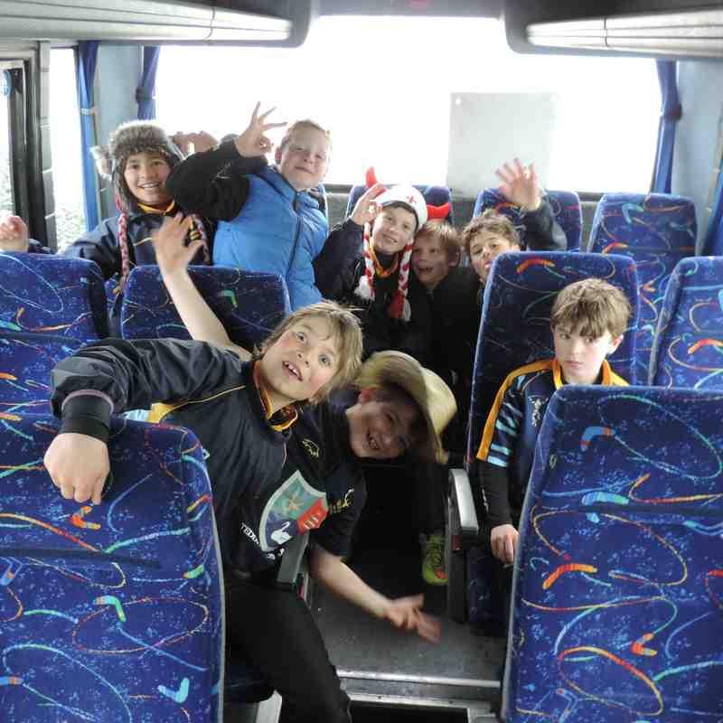 27-29March Sussex Tour U9s