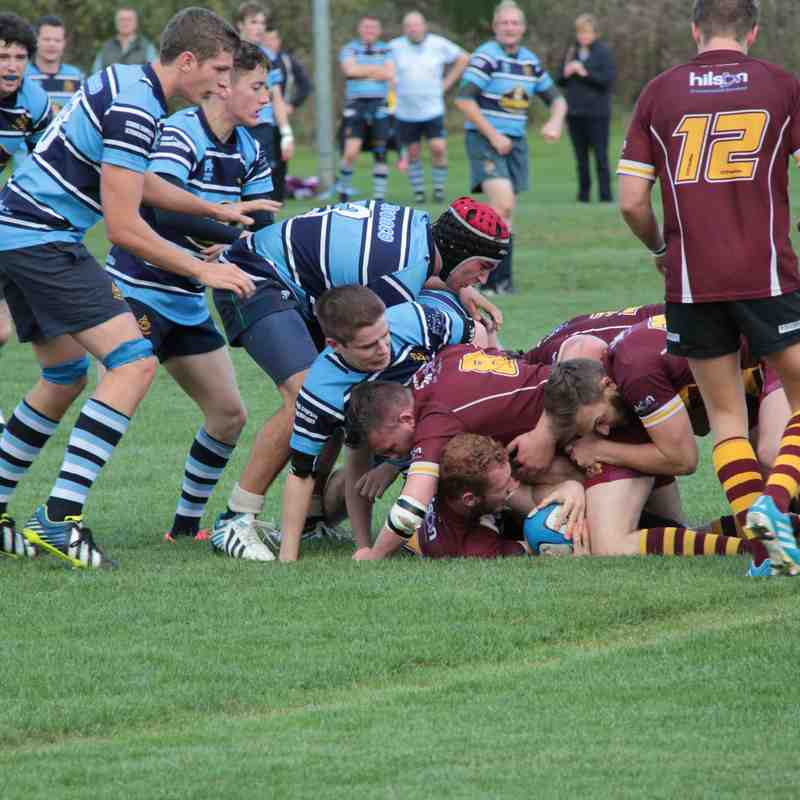 2nd XV vs Huddersfield 2nds - Saturday 27th September