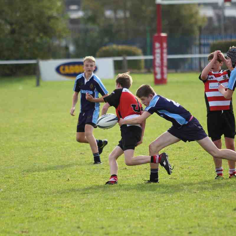U15's Yorkshire Cup vs Cleckheaton - Sunday 5th October