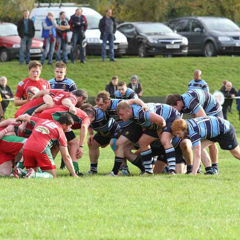 1st XV vs Keighley - 18th October