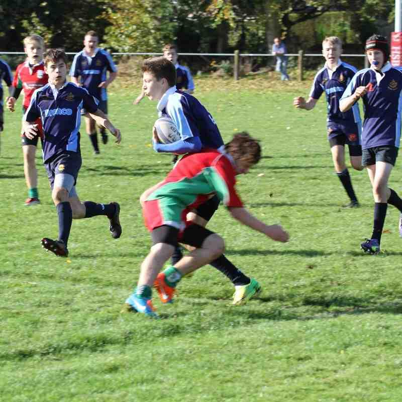 U15 vs Keighley - Sunday 19th October